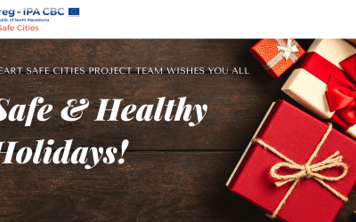 Best wishes for safe & healthy holidays!