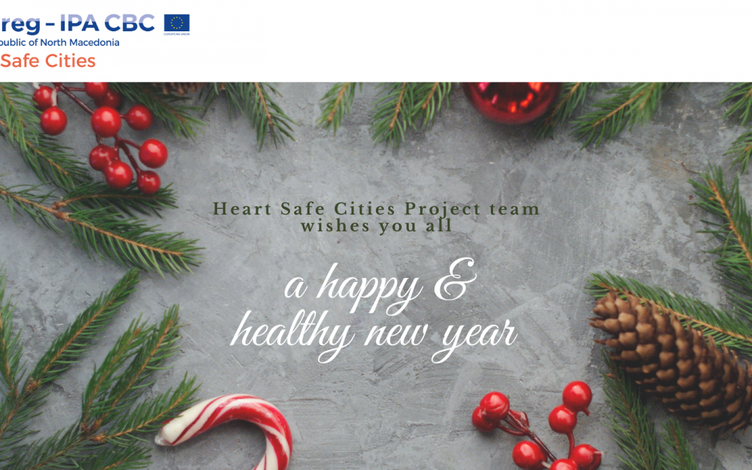 Best wishes for a happy & healthy new year!