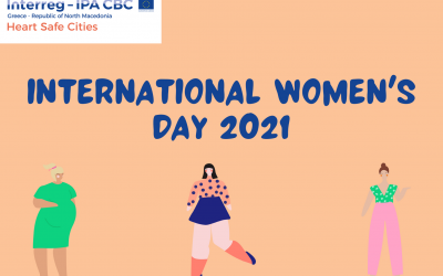Heart Safe Cities Project celebrates IWD2021