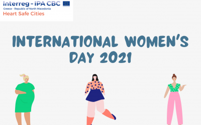 Heart Safe Cities Project celebrates IWD2021 – Our people in Greece