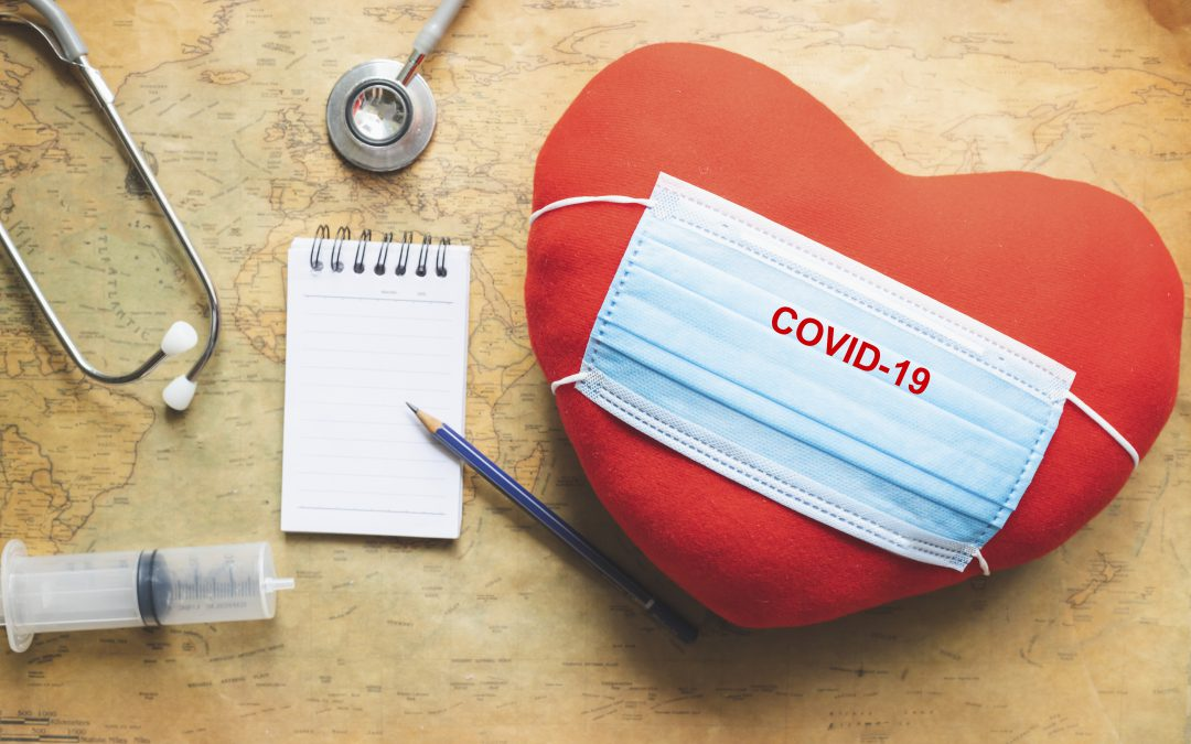 Improving heart health may reduce the severity of COVID-19 disease